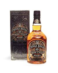 Chivas Regal Whisky 12 years